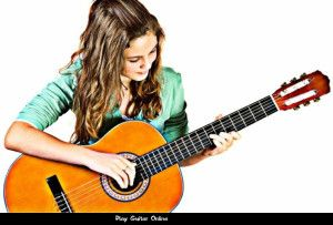 Play Guitar Online