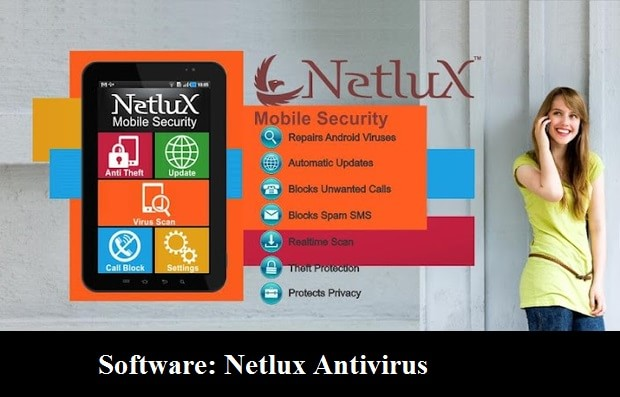 Software: Netlux Antivirus