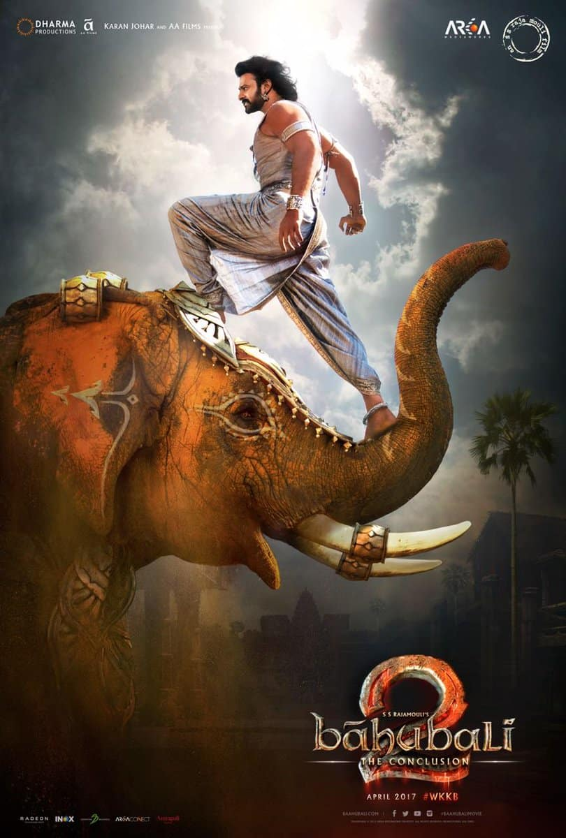Buy Bahubali Movie Tickets Online