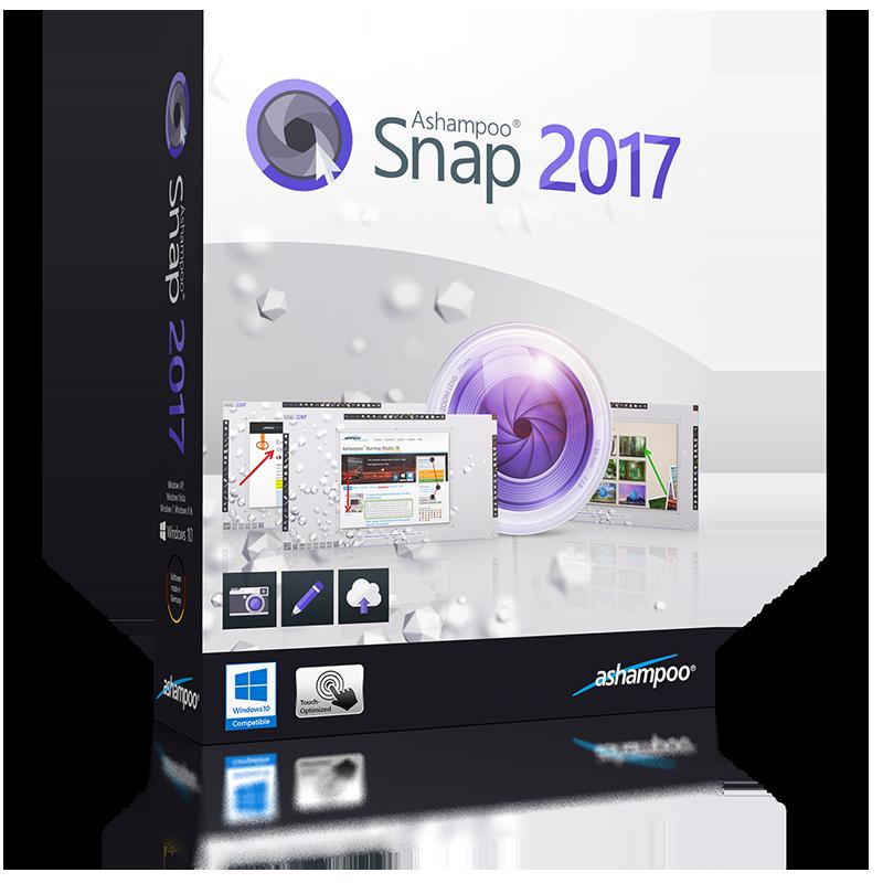 Software: AShampoo Snap 5