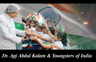 Kalam & Youngsters of India