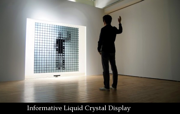 Interactive LCD