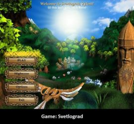 Svetlograd Mobile Game
