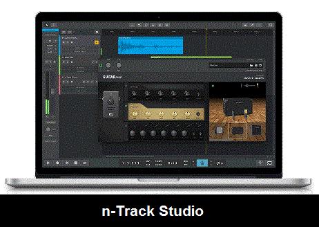 Software: n-Track Studio